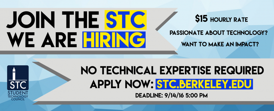 Join the STC!