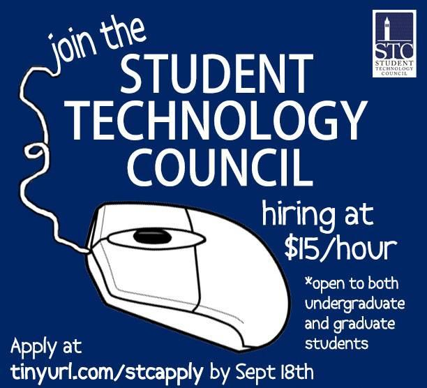 STC is Hiring Flyer