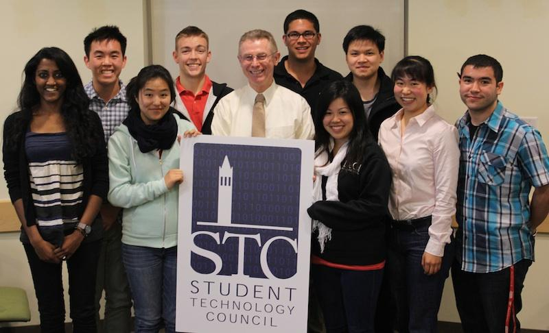 Group Photo of STC Members 2012-2013